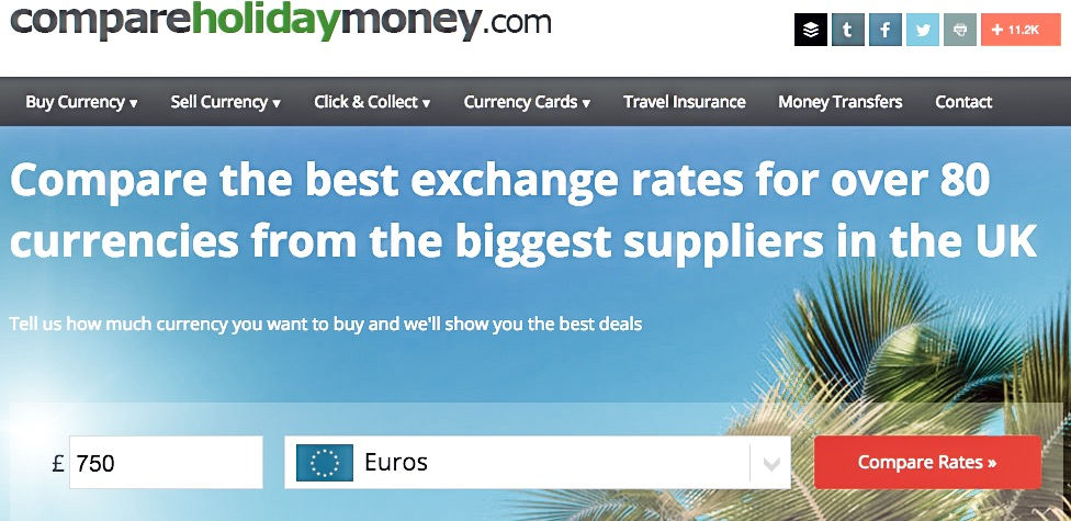 Compare Holiday Money reviews