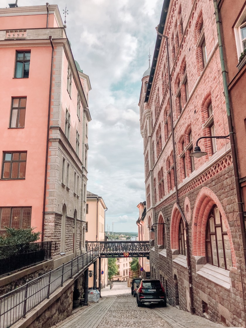 Mariaberget sodermalm - best photography spots, stockholm