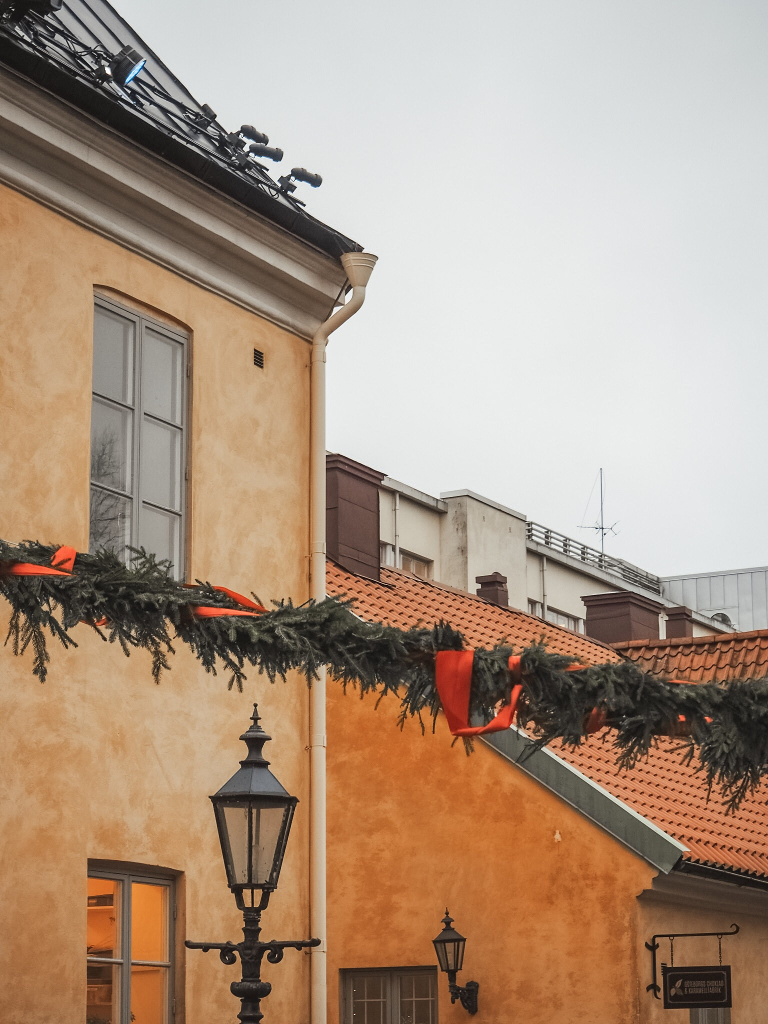 Christmas Market in Kronhusbodarna, Gothenburg
