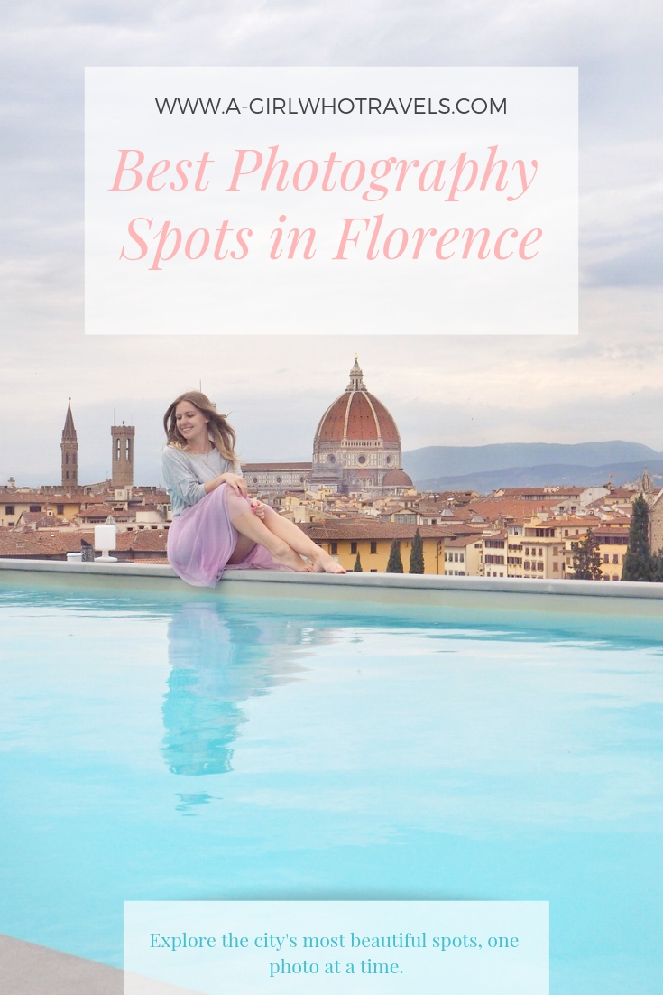 Best photography spots in Florence, Italy