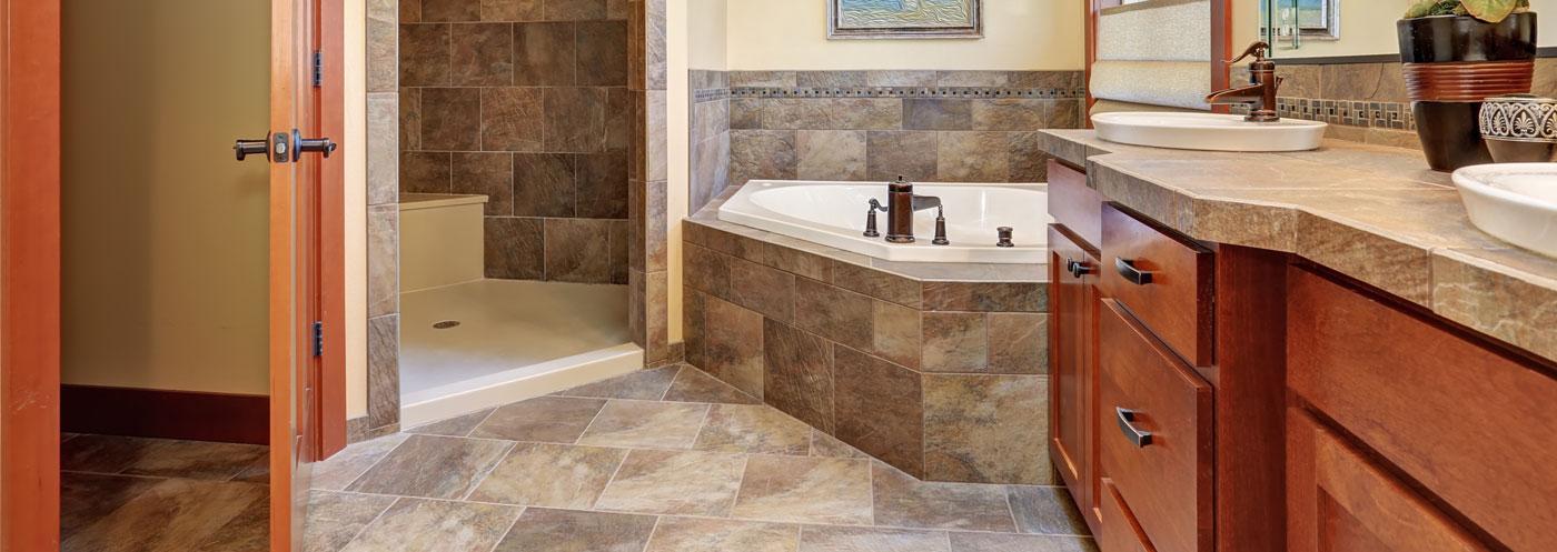 custom tile work in jacksonville