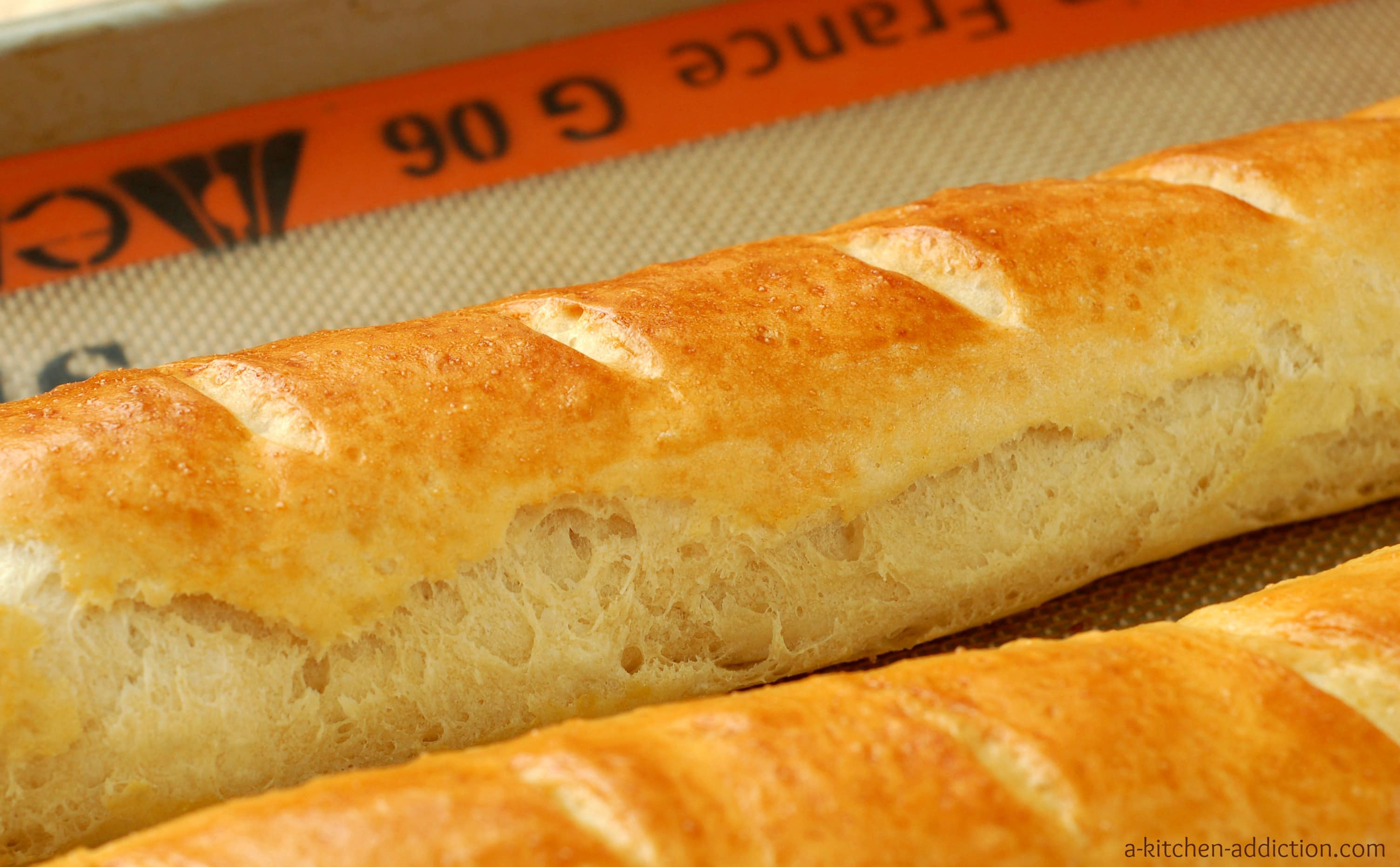 easy french baguettes