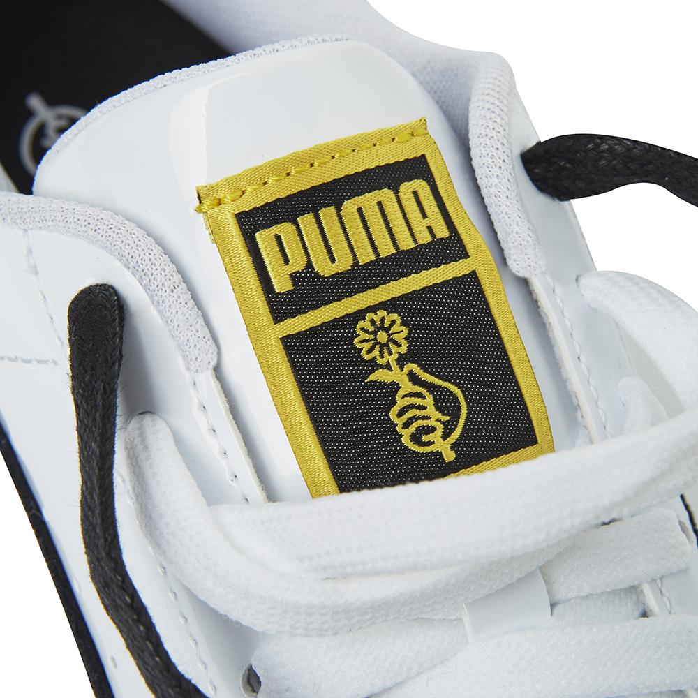 OFFICIAL PUMA X BTS BASKET PATENT BTS
