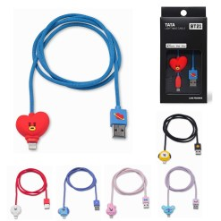 BT21 Lighting Cable