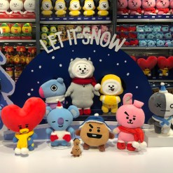 BT21 CHRISTMAS PLUSH DOLL
