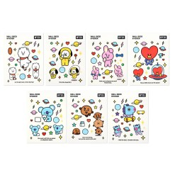 BT21 Wall deco sticker