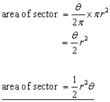 RADIANS,trigonometry from A-level Maths Tutor