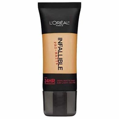 L'Oréal Paris Makeup Infallible Pro-Matte Foundation