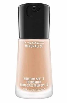 Mac Mineralize Moisture SPF 15 Foundation Broad Spectrum