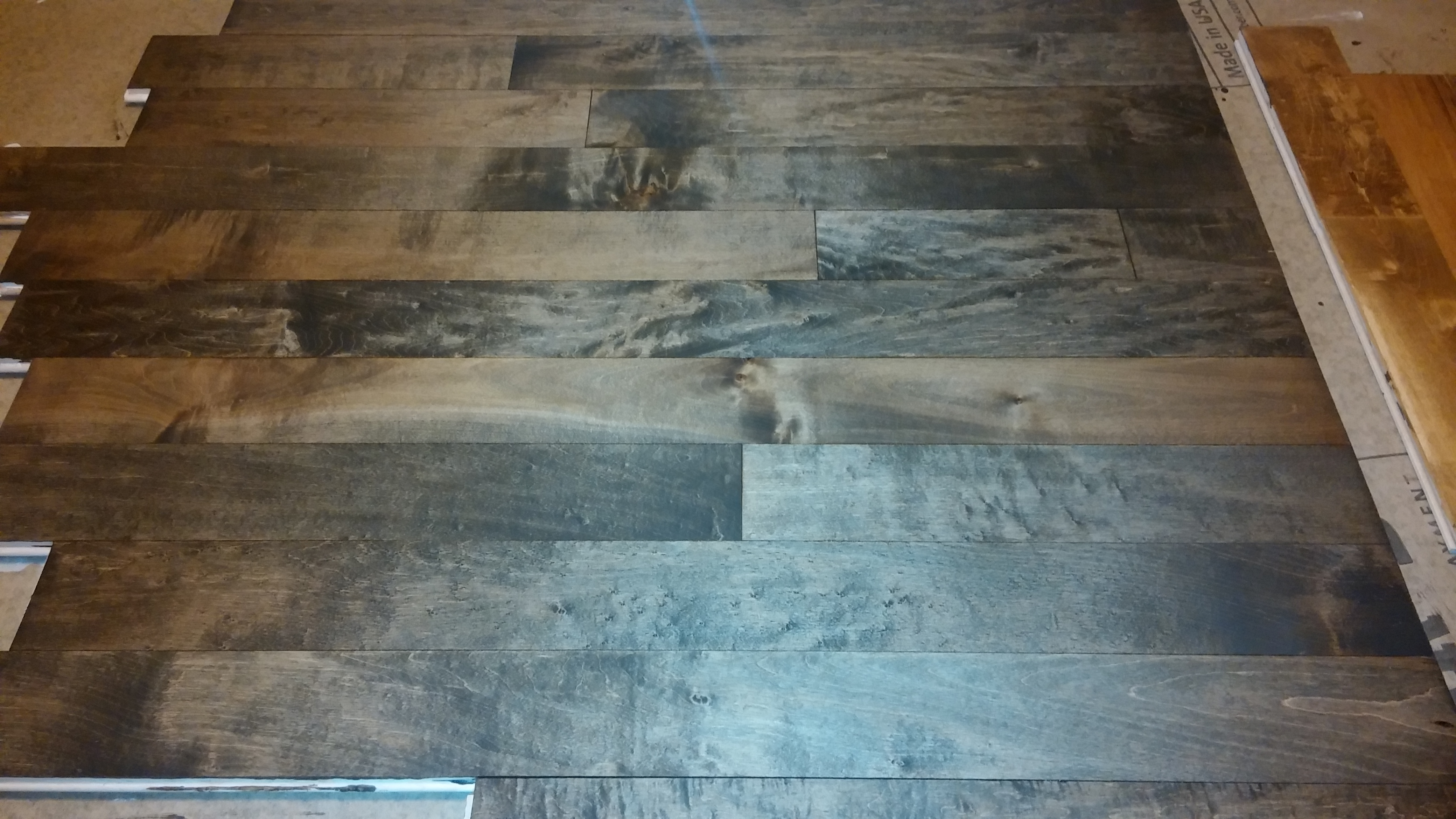 Can You Stain Maple  AMAX Hardwood Flooring