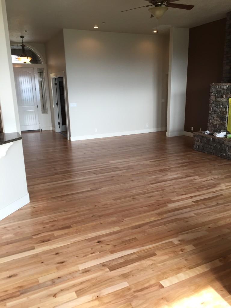 Red Birch Refinish  AMAX Hardwood Flooring