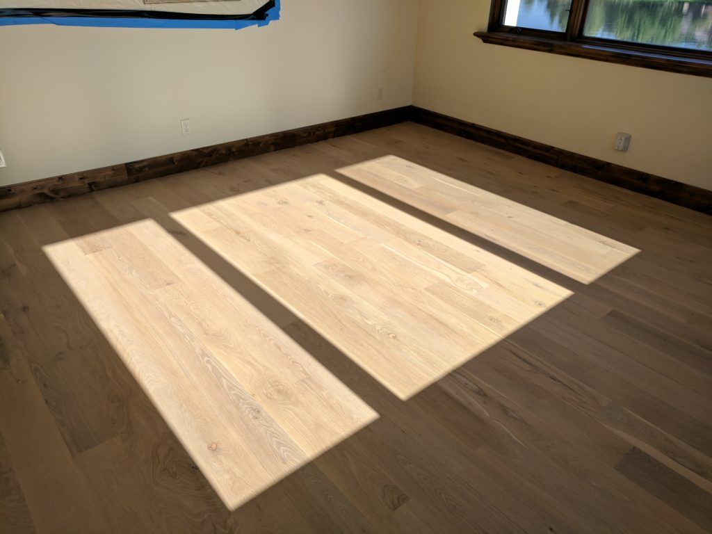 White Oak W Natural Finish  Matte Sheen  AMAX Hardwood
