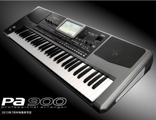 Korg PA900 Professional Arranger
