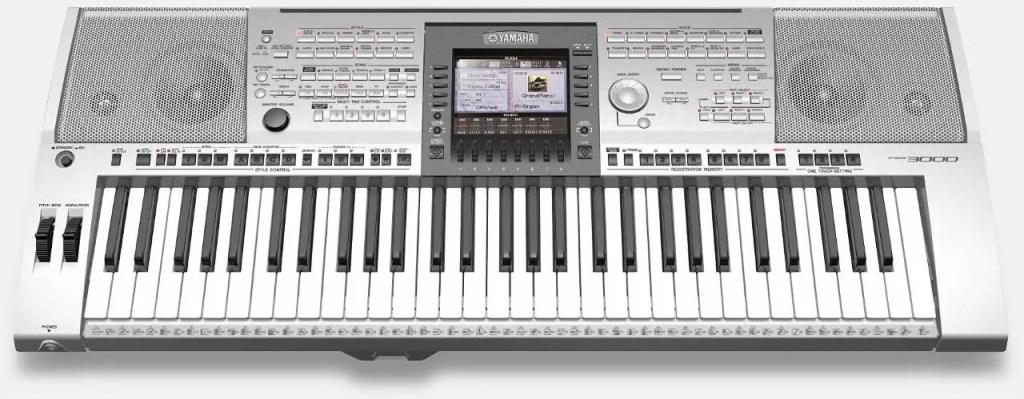 Yamaha PSR 3000, keyboard styles