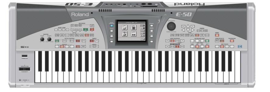 Free Roland E50 Styles - MakeMusic!