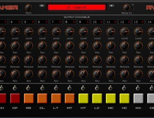 RVK-808 Beatmaker