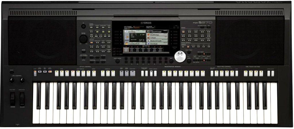 Yamaha PSR S970, PSR 970, Bossa Styles, Samba Styles