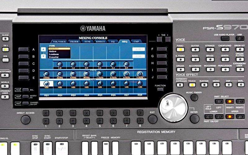 S970, PSR S970 Entertainer, 970 pop