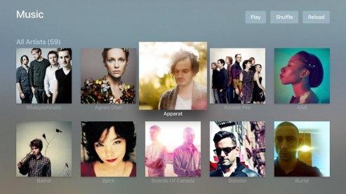 plex-apple-tv-muziek