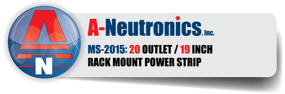 details about 20 outlet 19 inch rack mount power strip pdu powerbar new lifetime warranty