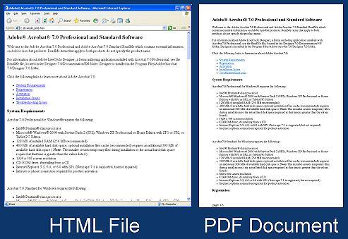 Batch HTML to PDF Converter - Convert HTML files or websites to PDF files. [A-PDF.com]