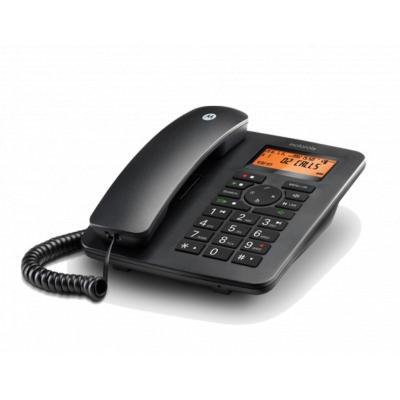 Motorola CT111C 有線錄音電話(支援SD 咭)_多功能電話_Q-辦公室儀器_歷山文儀中心