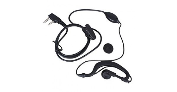 Headset Baofeng μικρόφωνο με ακουστικό UV-5R UV 82 GT-3 UV
