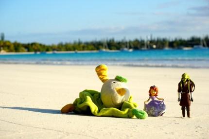 Nouvelle-Calédonie, île des Pins