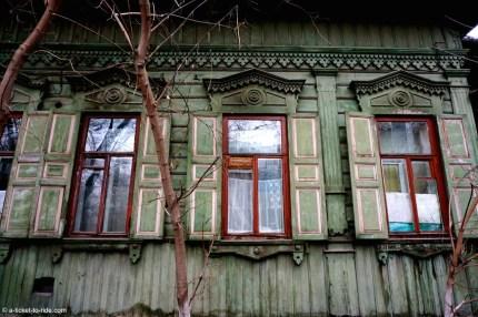 Russie, Irkoutsk, isba