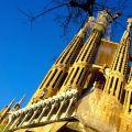 Espagne-Barcelone-Sagrada-Familia