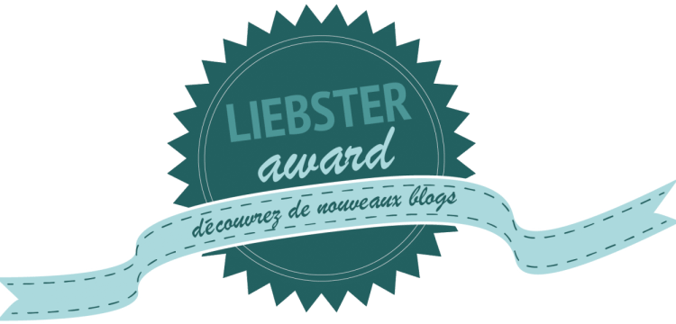 Logo Liebster award