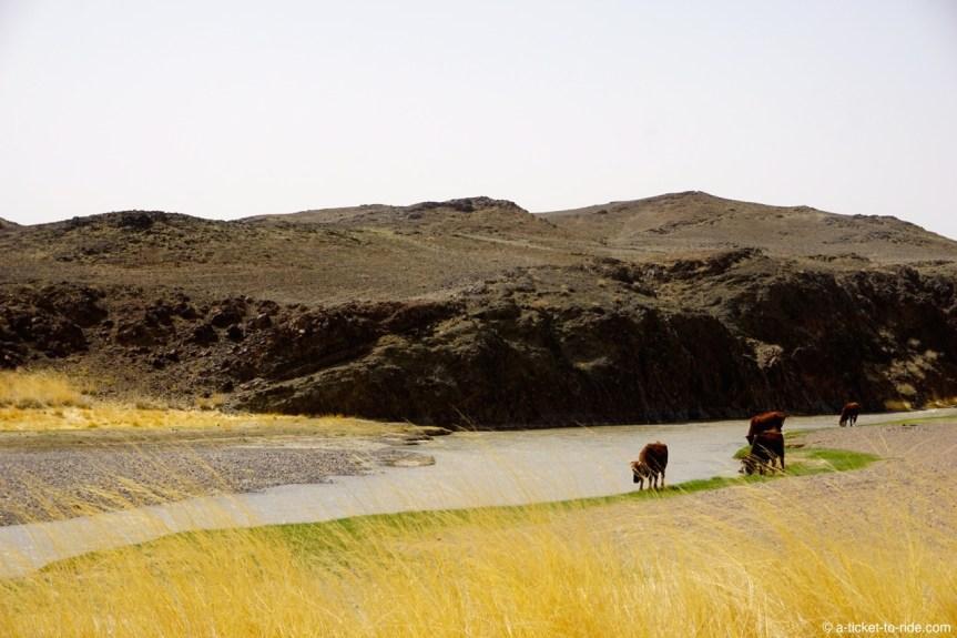 Mongolie, Ongiin Khiid