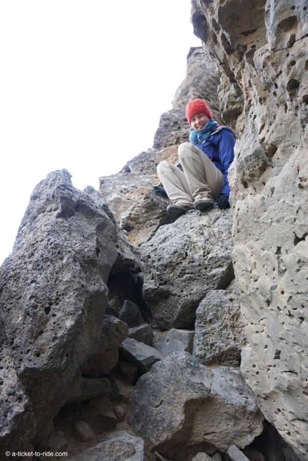 Mongolie, cascade d'Orkhon Khürkhree