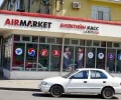 Mongolie, Oulan Bator, air market