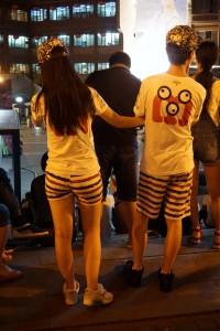 Chine, mode vestimentaire