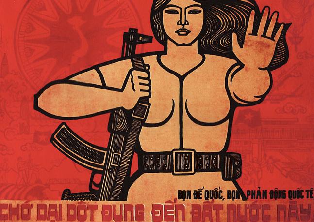 Vietnam, propagande