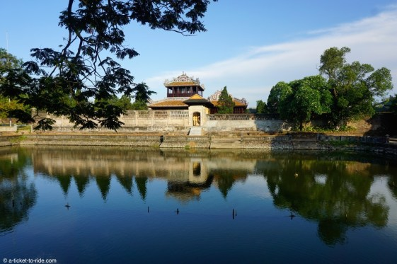 Vietnam, Hué, citadelle impériale