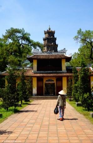 Vietnam, Hué, tombeau