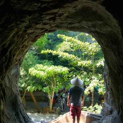 Vietnam, sur la route entre Hué et Hoi An, Marble mountains