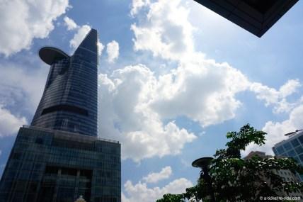 Vietnam, Saïgon, Bitexco tower