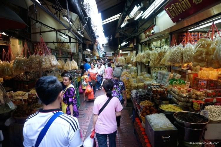 Thaïlande, Bangkok, Chinatown