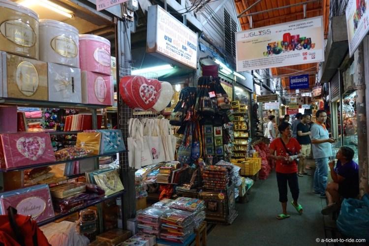 Thaïlande, Bangkok, Chatuchak
