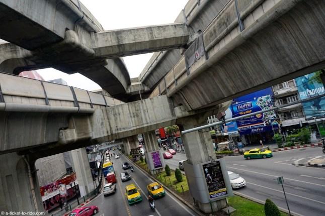 Thaïlande, Bangkok, trafic