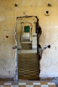 Cambodge, Phnom Penh, prison S21