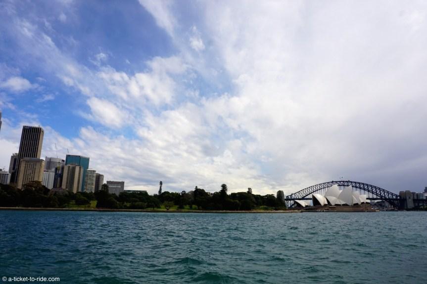 Australie, Sydney, opéra