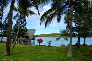 Nouvelle-Calédonie, Nouméa, baie du Kuendu