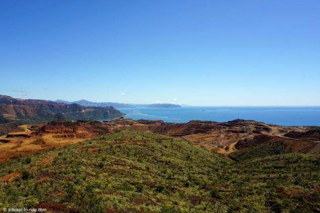 Nouvelle-Calédonie, mines de Poro