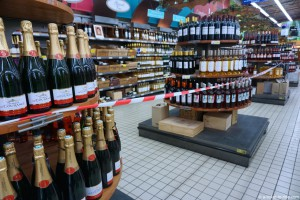 Nouvelle-Calédonie, Nouméa, interdiction de vente d'alcool