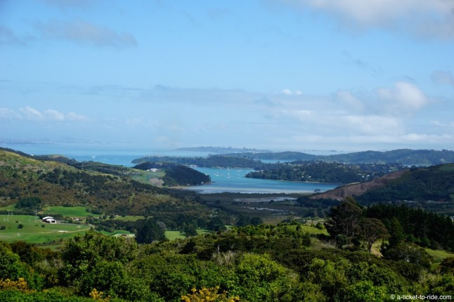 Nouvelle-Zélande, Waiheke island