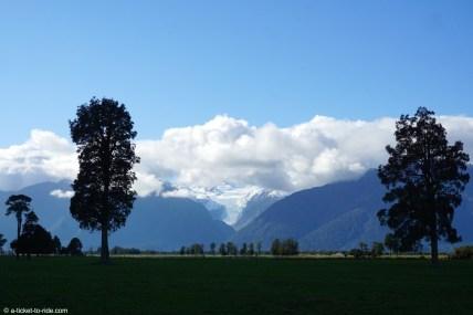 Nouvelle-Zélande, Fox Glacier